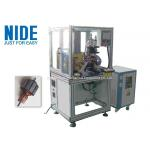 800kg Armature Coil Winding Machine For Motor Armature Rotor Commutator Hot Stacking for sale