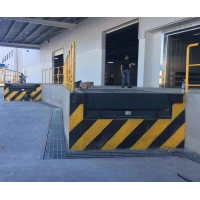 China 6*7' Electric Hydralic Dock Levelers for sale