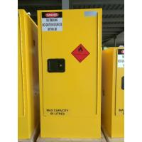 ZOYET Flammable Safety Cabinets , Fireproof storage cabinets for Chemical Liquid