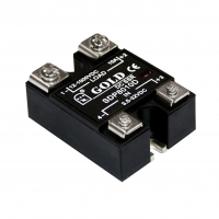 RoHS Low Noise 30mA 24 Volt  Solid State Relay Dc Input Dc Output