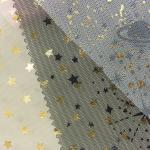 Foile Mesh Polyester Fabric for sale