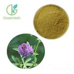 China Food and Medical Grade Alfalfa Extract Powder Health Benefits Alfalfa Extract for sale