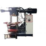 China Construction Components Horizontal Rubber Injection Molding Machine 4 Column Energy Saving for sale