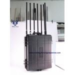 China Anti Uav Drone Signal Jammer Shooting Remote Control 2.5km Outdoor Installation for sale
