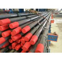 China D34 Quarry Mining Steel Integral Drill Rods Forging / Casting 20 - 42mm Diameter supplier