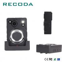 15 Hrs Working Time WIFI/GPS 1Min Pre- Recording 128GB 1080P Police Handy Recorder for sale