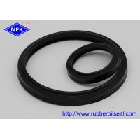 NBR Material Hydraulic Wiper Seals Black CL0087-C3 LBH With Enough Inventory for sale
