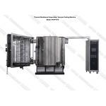 Thermal Evaporation Vacuum Metallizer, PVD Plastic vacuum Metallizing Machine,  Large Capacity Aluminum Metallizer for sale