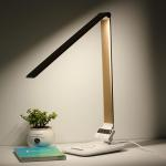 Wireless Charger Table Lamp LED Reading Lamp with Colorful RGB Light