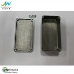 China Unpainted Aluminium1590B Diecast  Enclosure  - Stompbox for Guitar Pedals for sale