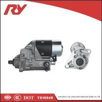 China ISUZU Durable Nippondenso Starter Motor Copper 24V CW 11T 6HH1 024000-3040 for sale