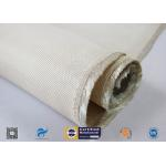 China 900 ℃ High Temperature Insulation Fireproof High Silica Fiberglass Cloth for sale