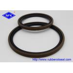 China Mechanical Piston Seals SPGO120 , SPGO135 Hydraulic Parts PTFE Ring Glyde Seal for sale