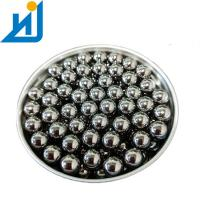 Round Zinc Balls Hard Tungsten Carbide Ball For Precision Sealing 10mm for sale