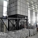 China 150kw Power Vertical Quenching Solution Furnace For Aluminum Alloy OEM / ODM for sale