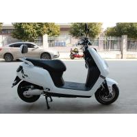 China Compact Electric Motorcycle Scooter , Battery Operated Scooters 72V / 20AH Fashion Design for sale