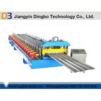 Automatic PLC Control Customized/Trapezoidal Roof Panel roll forming Machine With 5 Ton Decoiler for sale