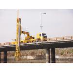 Heavy Duty Bridge Inspection Equipment 8x4 , 22m Under Bridge Access Platforms