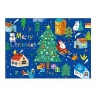 Custom Paper Puzzle Board Games / Square Large Jigsaw Puzzle Boards For Kids 96pcs for sale
