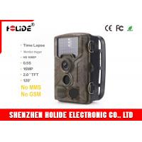 Wildlife Trail Hunting Camera Full HD Night Version 16MP 1080P IR Trail Type for sale