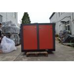 90KW 120HP Screw Type Industrial Air Compressors / Silent Air Compressor AC 380V 400V 220V for sale