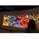 China 1000 nits brightness high definition P1.8mm indoor advertising led display video wall for high end customers & markets for sale