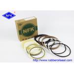 Polyurethane + TPFE + FKM + NBR Excavator Seal Kit For ZOOMLION ZE220 ZE230E Heat Resistant for sale