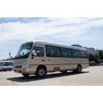 China Travel Tourist 30 Seater Minibus 7.7M Length Sightseeing Europe Market factory