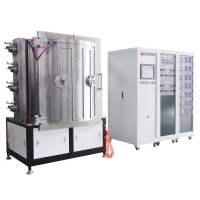 China Abrasion Resistance Gold Plating, Jewelry & Watch IPG Gold Plating Machine -RTAS1000 for sale