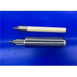 Ceramic Dosing Piston with Guide Edge for Food-processing and Pharmaceutical Industries for sale