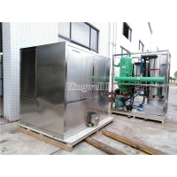 Kingwell Big Ice Cube Maker 1ton To 30tons/ Best Ice Maker Machine