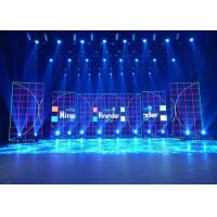 Waterproof P3.91 Rental Led Display Movable LED Panels Die Casting Aluminium Cabinet for sale