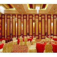 Commercial Wooden Acoustic Room Dividers / Acoustic Movable Walls for sale