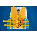 PVC Foam Material Buoyancy Vest For Water Sport Games