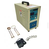 China 25KW High frequency Diamond Saw Blade Induction Heater Brazing Machine for sale