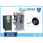 Hwashi Cookware Spot Stainless Steel Welding Machine Hwashi 4500WS Output Heat For Pot Handle