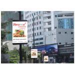 P5 Pole LED Display Outdoor Video Display Boards 1/8 Scan AC 85V - 264V for sale