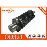 Casting Iron Engine Crankshaft For Nissan Qd32t Diesel Motor Iso 9001 Certified for sale