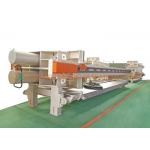 Professional Manufacturer Crude Oil Automatic Industrial Filter Press For Oil for sale