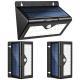 28 Led Solar Wall Light / Outdoor Wireless Led Motion Sensor Light For Garden , Patio , Yard for sale