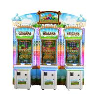 Exciting Indoor Happy Fruits Redemption Game Machine Coin Operated For Kids Low Consumption for sale