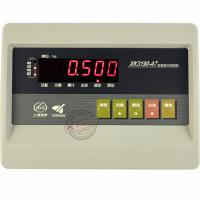 China White Plastic Weighing Scale Indicator , Floor Scale Indicator Controller for sale
