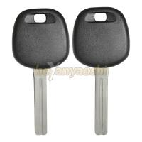 China Toyota Transponder Key Shell Toy48 Brass Blade And Best Key Shell Replacment for sale