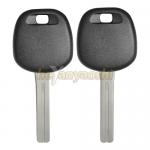 Toyota Transponder Key Shell Toy48 Brass Blade And Best Key Shell Replacment for sale