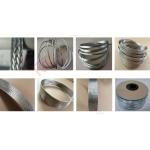 China Metal Tinned Copper Braided Sleeving For Storage Battery Flexible Connections for sale