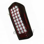 Red Or Smoked Black Color Car 4x4 Driving Lights Tail Light For Isuzu Dmax 2012-2019 for sale