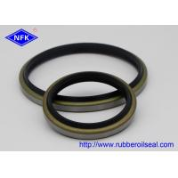 Rubber Dust Wiper Seals , Hydraulic Wiper Seal For Hydraulic Cylinder AR3828-F5 DKB for sale