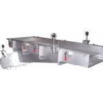 Electromagnetic Dustproof  3000rpm 60Hz Discharging Vibratory Tray Feeder