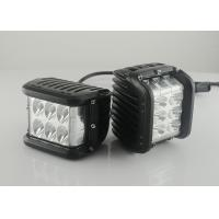 "China New LED Worklight 45W 4.5"" Square LED Driving Lights 6500k Offroad Truck Work Lights 3800 Lumen for sale"