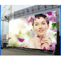 China P10 Stage LED Video Wall Module Good Heat Dissipation For Rental Easy Install for sale